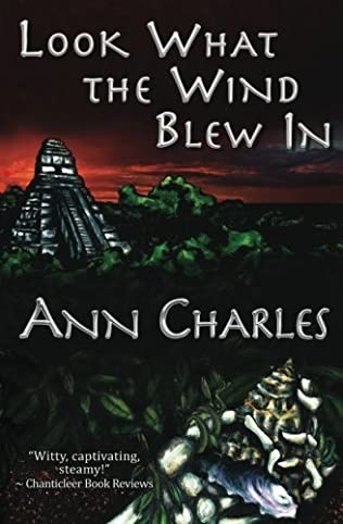 book cover of Look What the Wind Blew In