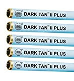 Wolff Dark Tan II Plus F71 100W Bi Pin Tanning Lamp (16)
