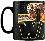 Star Wars Logo Characters Mugs, Ceramic Multi-Colour, 11 oz/315 ml