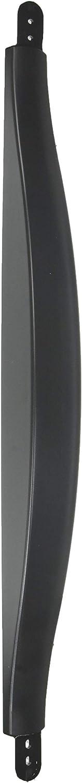 For Whirlpool Black Microwave Door Handle # LA9024303PAWP690