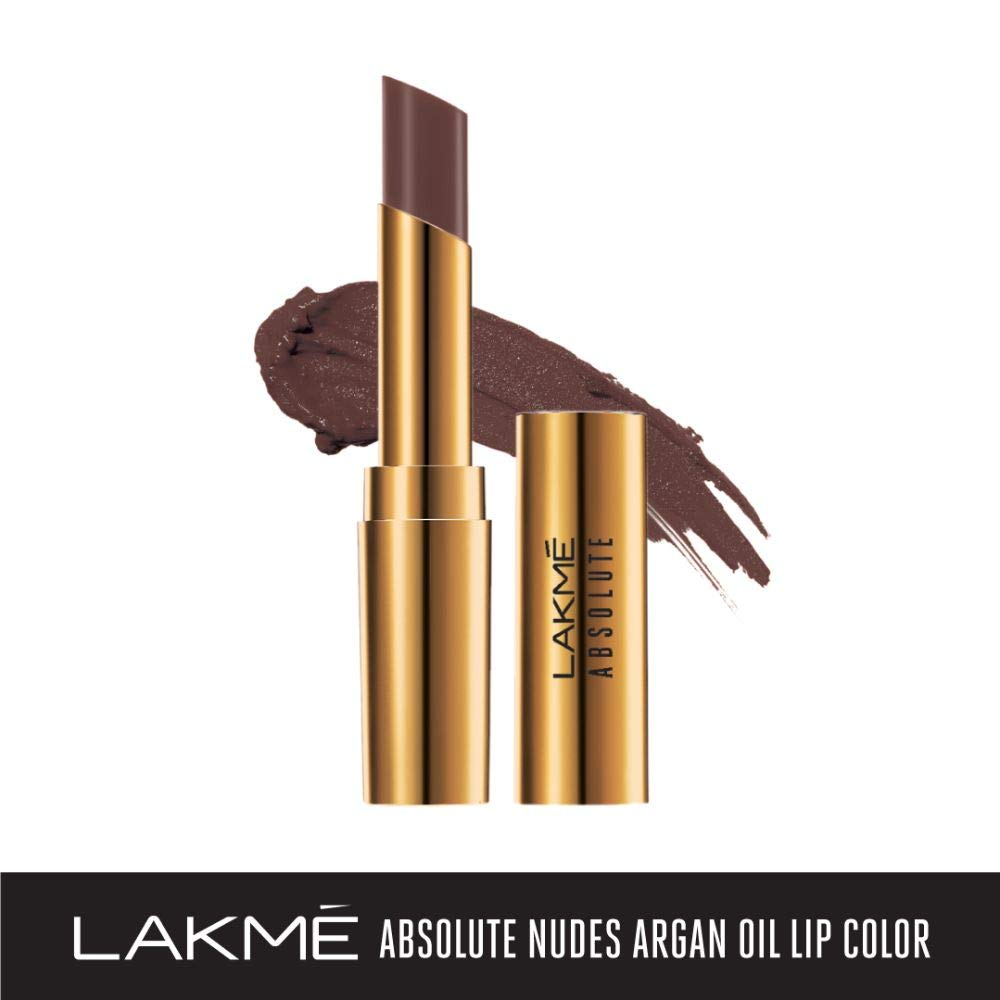 Lakme-Absolute-Argan-Oil-Lip-Color-Long-Lasting-Waterproof-Lipstick thumbnail 22