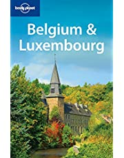 Lonely Planet Belgium & Luxembourg 4th Ed.: 4th Edition