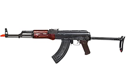 *NEW* E&L Airsoft Full Metal AKMS Airsoft Electric Gun Gen 1.5