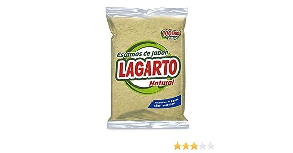 Escamas de jabón Lagarto natural: Amazon.es: Amazon Pantry