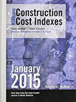 Rsmeans Cci January 2015 (Means Construction Cost Indexes)
