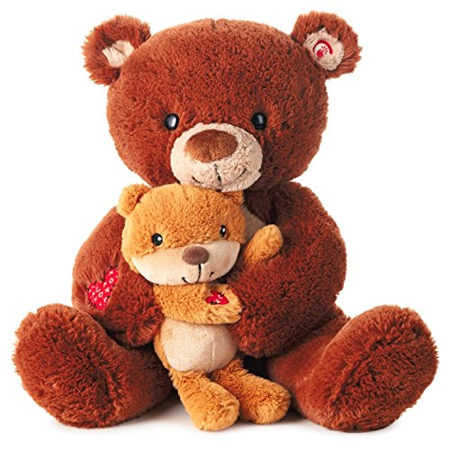 Hallmark You Can Count on Me Interactive Stuffed Bear Interactive Stuffed Animals