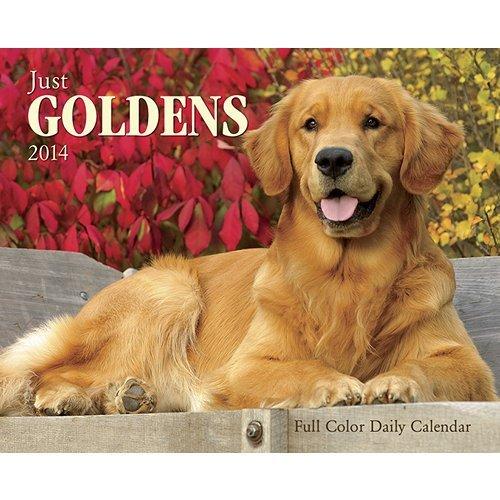 UPC 709786026562, Just Goldens 2014 Box Calendar
