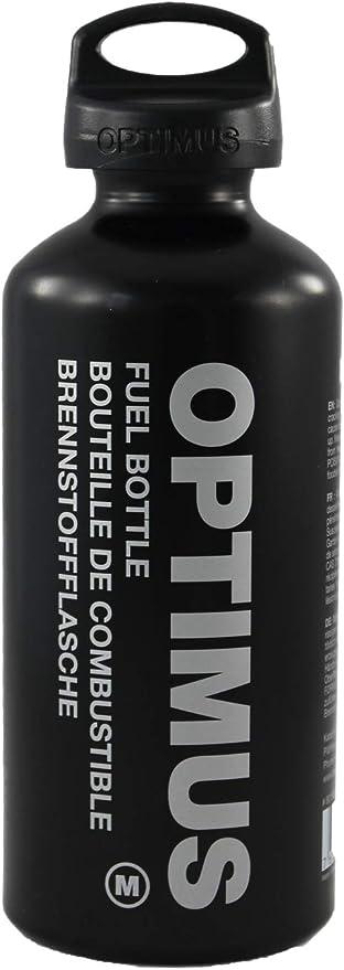 Optimus Botella de combustible táctica M, depósito de combustible, 0,6 litros