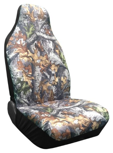 high back seat covers camo - 2