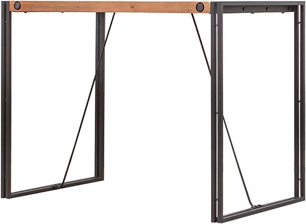 Meubletmoi Colección Workshop Mesa alta de bar de 93 cm de altura ...