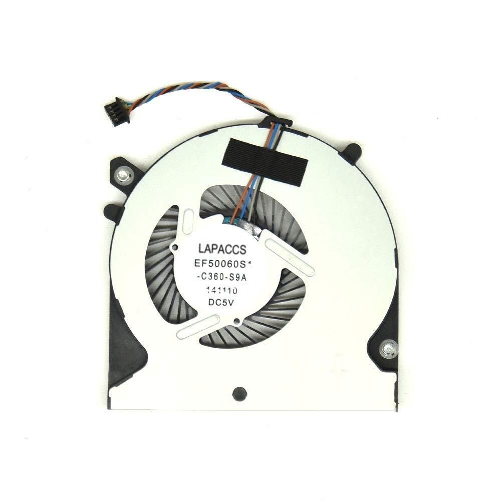 Artidux CPU Cooling Fan 0.5A para HP ZBook 15u G2 Series ...