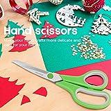 "Scissors, Niutop 8"" Scissors Bulk Set of"