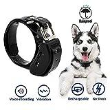 CY Anti Bark Collar Humane Rechargeable Dog...