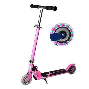 Little Ants - Patinete infantil plegable de 2 ruedas y ...