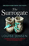 Book cover image for The Surrogate: A gripping psychological thriller with an incredible twist