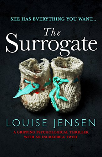 The Surrogate: A gripping psychological thriller with an incredible twist cover
