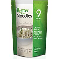 Better Than Noodles Organic Gluten Free Noodles shapes 385g (Pack of 10)