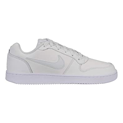 best website ccf9c 21f67 Nike Damen WMNS Ebernon Low Basketballschuhe Mehrfarbig (Summit Off White  101), 36 EU
