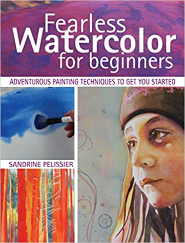 Watercolor painting for beginners book