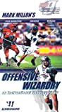 Mark Million's Offensive Wizardry: An Instructional Lacrosse Video (Stick Protection, Shooting, Dodging) [VHS]