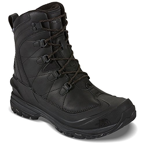 The North Face M Chilkat Evo, Botines para Hombre Negro (NNC)