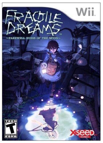 Fragile Dreams: Farewell Ruins of the Moon - - Fragile Dreams Wii