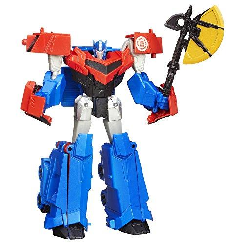 Transformers Robots in Disguise Warrior Class Optimus Prime Figure