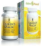 Eden Pond Queen's Magic Bee Pollen Capsules, 120 Count