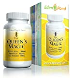 Eden Pond Queen's Magic Bee Pollen Capsules, 120 Count Review