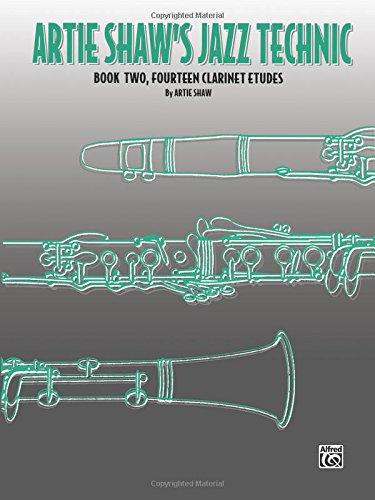 - Artie Shaw's Jazz Technic, Bk 2: Fourteen Clarinet Etudes