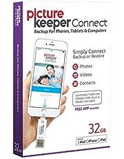 Picture Keeper Connect 32Go de Photo Sauvegarde et périphérique de Stockage