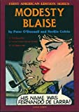 Modesty Blaise, Peter O'Donnell, 0912277289