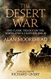 Book cover for The Desert War: The classic trilogy on the North African campaign 1940-1943