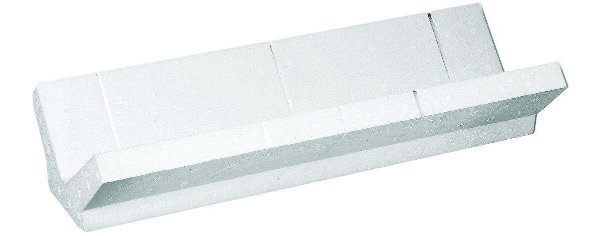 Decosa Boîte à coupe pour angle, EPS Saarpor
