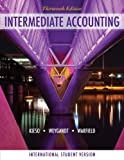 Intermediate Accounting, Donald E. Kieso and Jerry J.  Weygandt., 0470418915