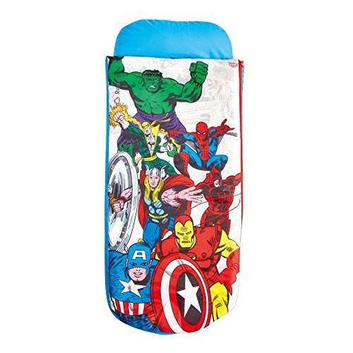 Marvel Comics Avengers Junior ReadyBed - Kids Airbed and ...