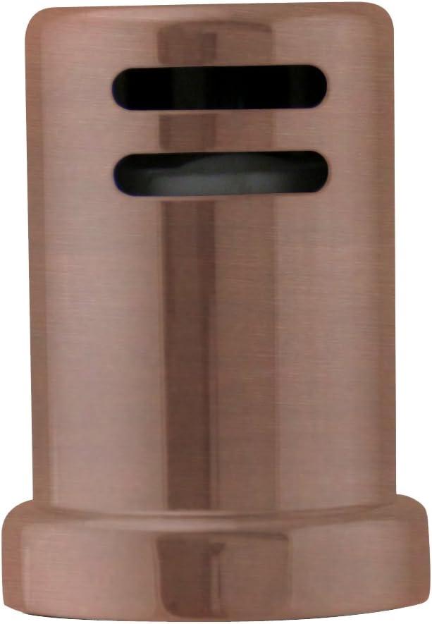 Westbrass D201-1-11 Air Gap Cap, Antique Copper