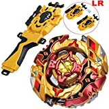 Gold LR String Launcher Grip Bey Burst Blade Evolution God Bey Battle Booster Starter Gyro Bay...