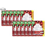 Airwick Scented Oil Kit 1+2 Warm Apple Crumble (Pack of 12)
