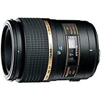 Tamron AF 90mm f/2.8 Di SP A/M 1:1 Macro Lens for Canon Digital SLR Cameras - International Version