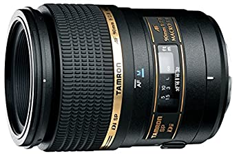 Tamron Af 90mm F2.8 Di Sp Am 1:1 Macro Lens For Canon Digital Slr Cameras - International Version 0