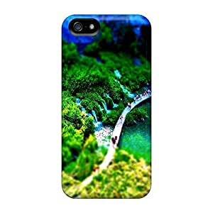 Durable Case For The Iphone 5/5s- Eco-friendly Retail Packaging(paradise In Aerial View)