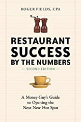 This one-stop guide to opening a restaurant from an accountant-turned-restaurateur shows aspiring proprietors how to succeed in the crucial first year and beyond.Ninety percent of all restaurants fail, and those that succeed happened upon tha...