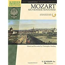 Mozart - Six Viennese Sonatinas: Piano