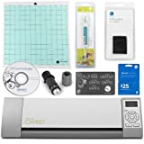 Silhouette Cameo Electronic Cutting Tool Kit with Scraper and Pick Me Up Tool