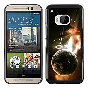 Stuss Case / Funda Carcasa protectora - Pursuit Of The Earth - HTC One M9