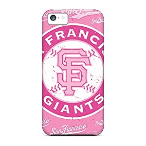 Protector Hard Phone Cases For Iphone 5c (UPn1145XOvx) Allow Personal Design High Resolution San Francisco Giants Image