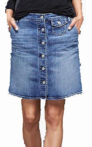 Womens Gap Denim Blue Jean - 8