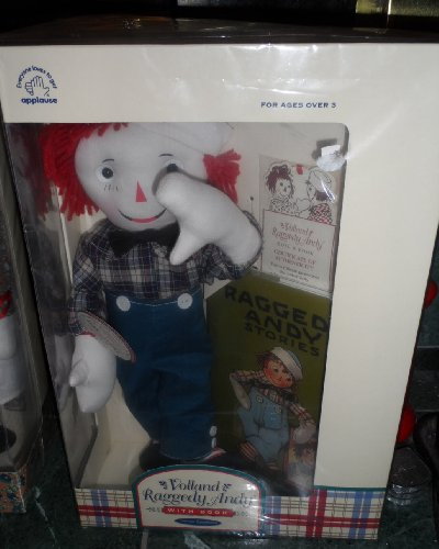Ann Edition Raggedy Limited (Limited Edition Volland Raggedy Andy)