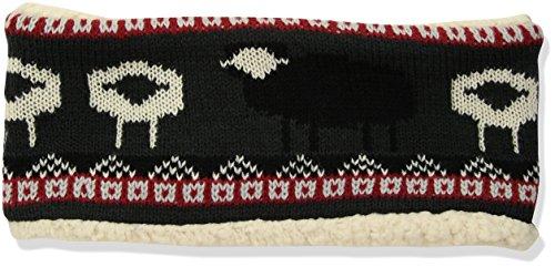 Woolrich Women's Black Sheep Headband, Gray Heather, One Size by Woolrich